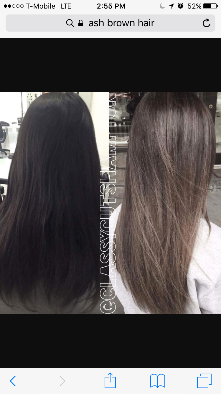 Pin By Christine Jung On Hairstyles Ash Brown Hair Color Ash Brown Hair Ash Hair Color