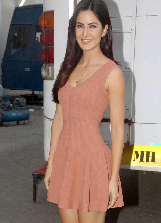 Katrina Kaif at Mehboob Studios. | It\'s all good in Bollywood ...