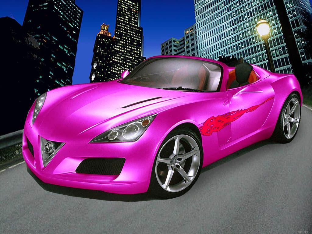 Shy S Dream Car コンセプトカー ピンクの車 ショッピング