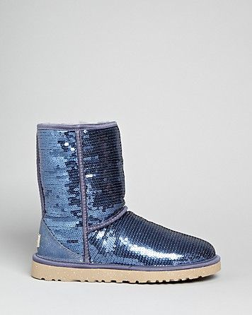 UGG® Boots - Sparkles Short | Bloomingdale's