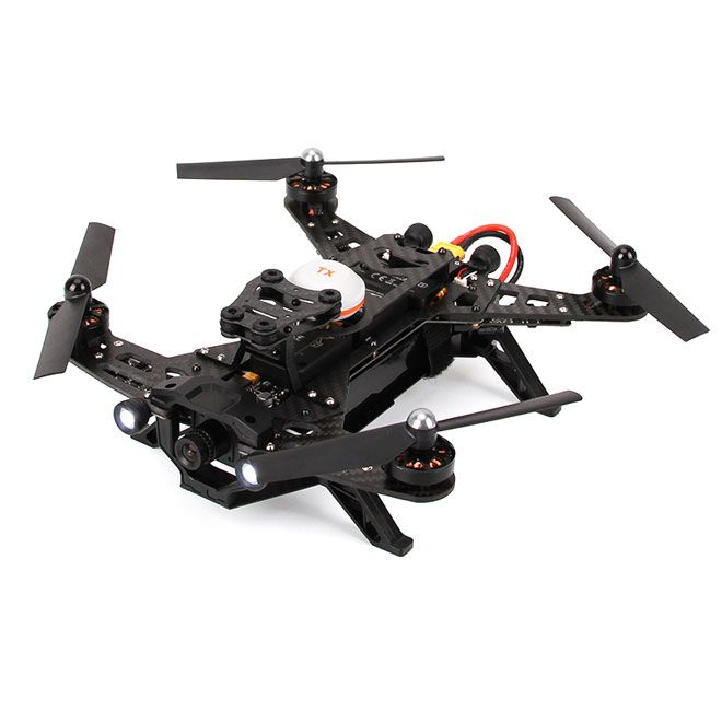 WalkeraR Runner 250 Racing Drone RTF3 With Camera And Video Goggles