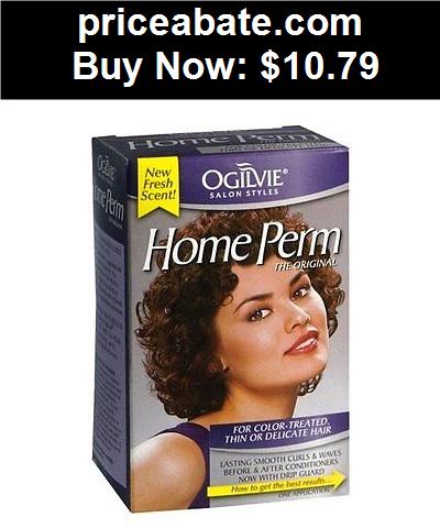 Hair Color Ogilvie Home Perm Kit For Treated Thin Or
