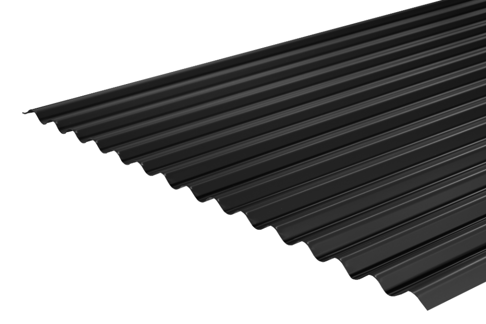 Steel Corrugated Roofing Sheet 14 3 Pvc Plastisol Coated 0 5mm 0 7mm Corrugated Roofing Corrugated Plastic Roofing Plastic Roofing