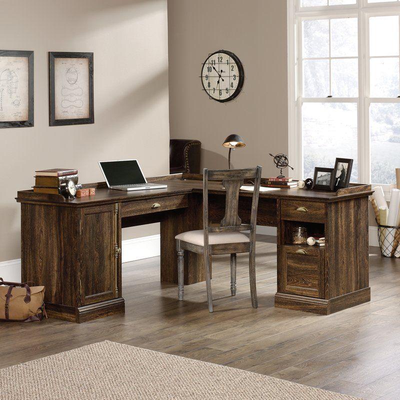 Sensational Bowerbank 3 Drawer L Shaped Executive Desk Reviews Birch Download Free Architecture Designs Scobabritishbridgeorg