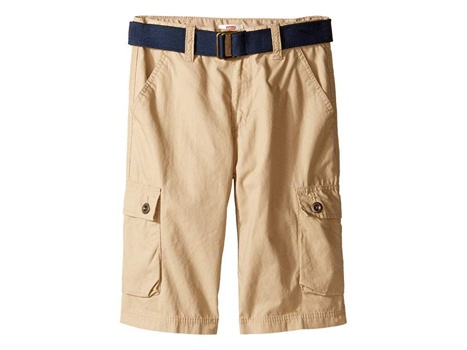 Levisr Kids Westwood Cargo Shorts Big Kids Incense Boys Shorts With plenty of pocket space and added functionality these stylish shorts are adventure ready Comfy cotton f...