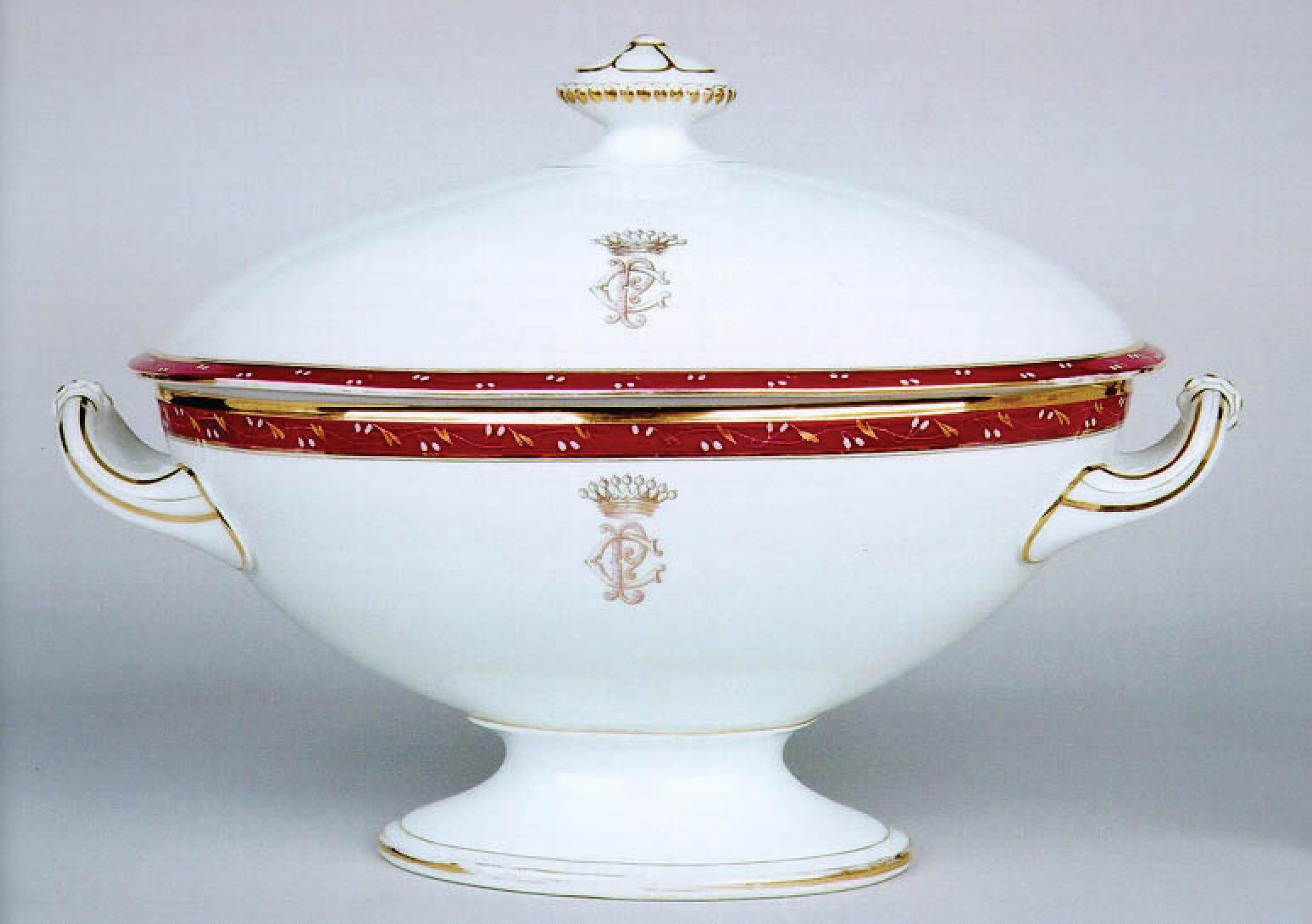 Um sistema comercialcultural de importação de porcelanas