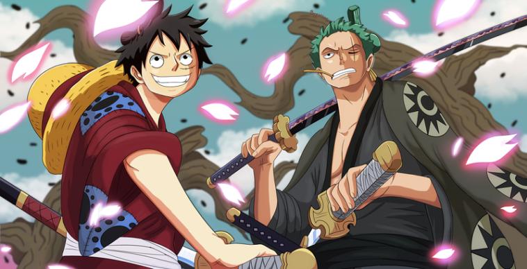 Luffy and Zoro Reunited! ⋆ Anime & Manga
