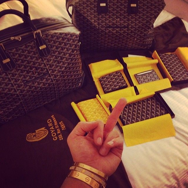 better late than never #goyard #cartier #cartierlove #mensfashion #photooftheday by sevenonstage