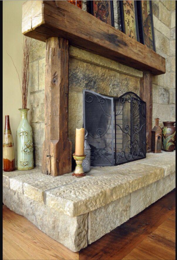 Stone Fireplace Rustic Fireplace Mantels Rustic Fireplaces Antique Fireplace Mantels
