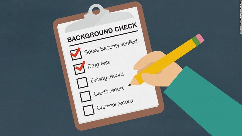 free background checks social security