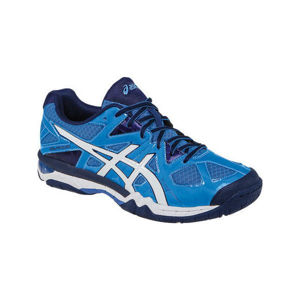 Women S Asics Gel Tactic Volleyball Shoe Powder Blue White Indigo Blue Athletic Volleyball Shoes White Athletic Shoes Asics
