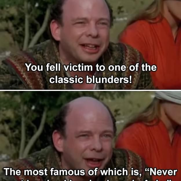 18 Lines From The Princess Bride That You Definitely Still Quote Princess Bride Quotes Princess Bride Princess Bride Funny