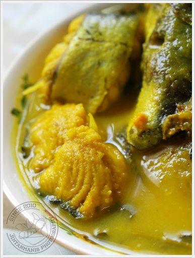 Ikan Patin Masak Tempoyak Malaysian Cuisine Food Malaysian Food