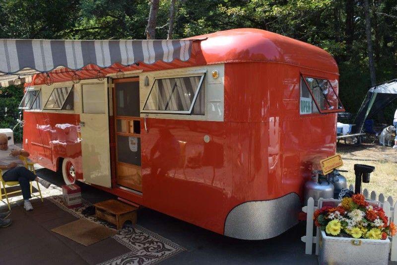 1947 westwood coronado vintage travel trailer vintage trailer love fun vintage trailers. Black Bedroom Furniture Sets. Home Design Ideas