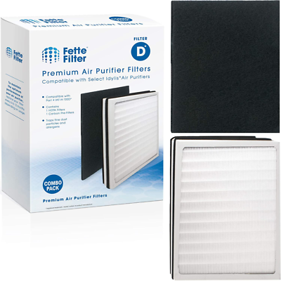 Air Purifier Filter Compatible With Idylis Air Purifiers