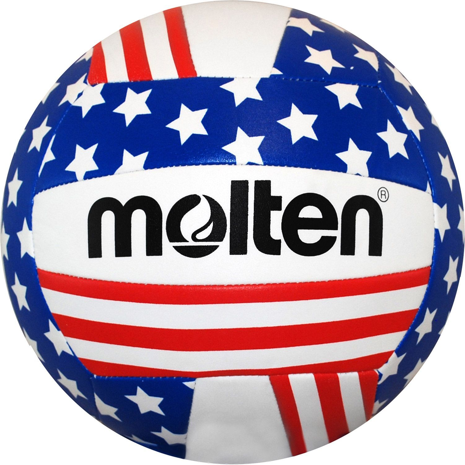 Molten Camp Print Indoor Outdoor Volleyball Volleyballs Volleyball All Volleyball
