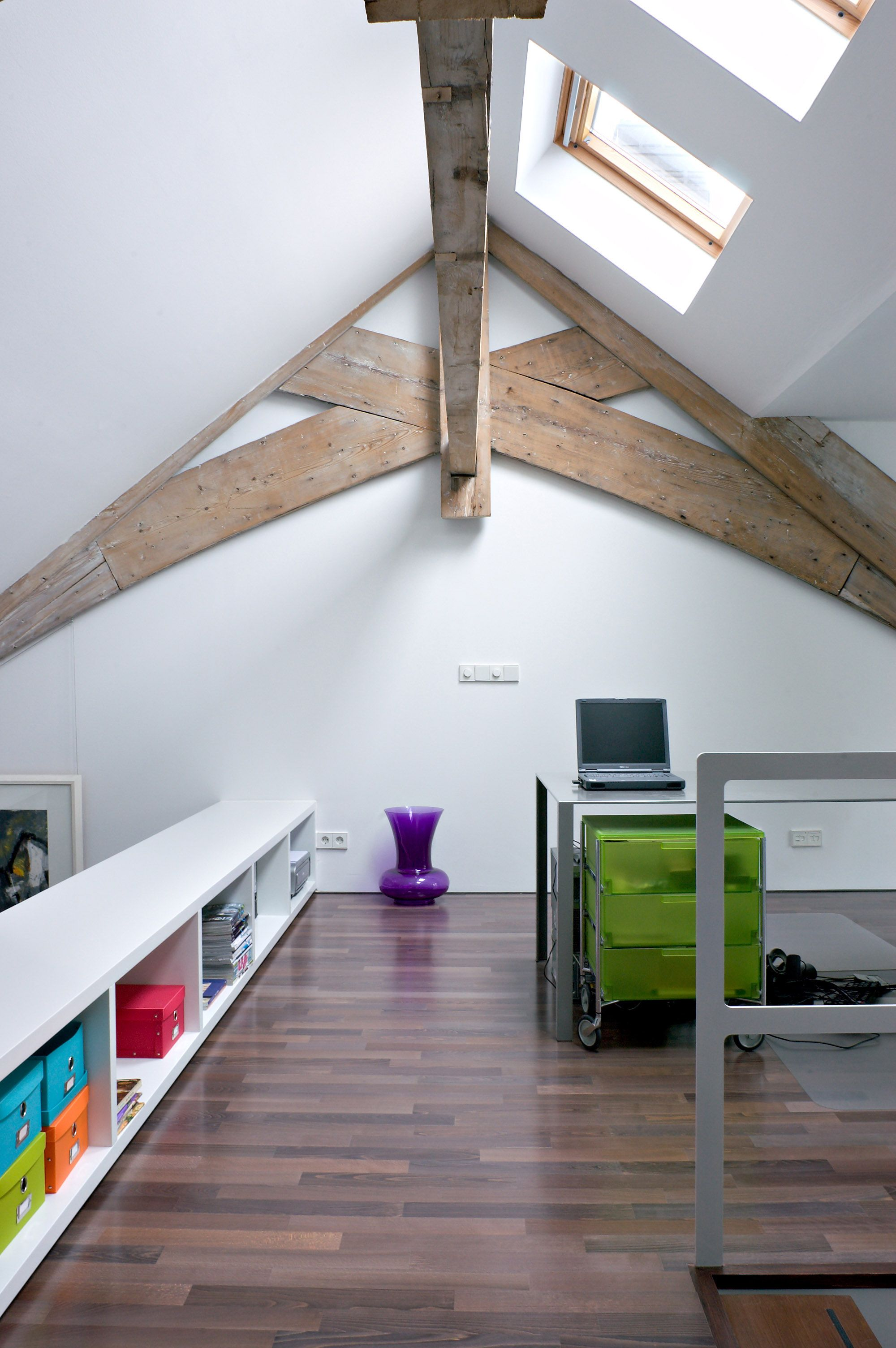 Mezzanine Loft Conversion