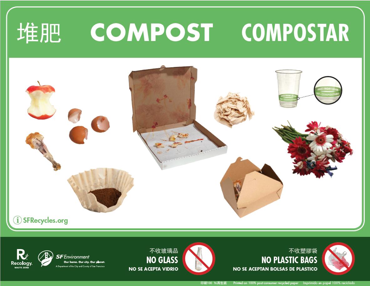 Compost Bin Label