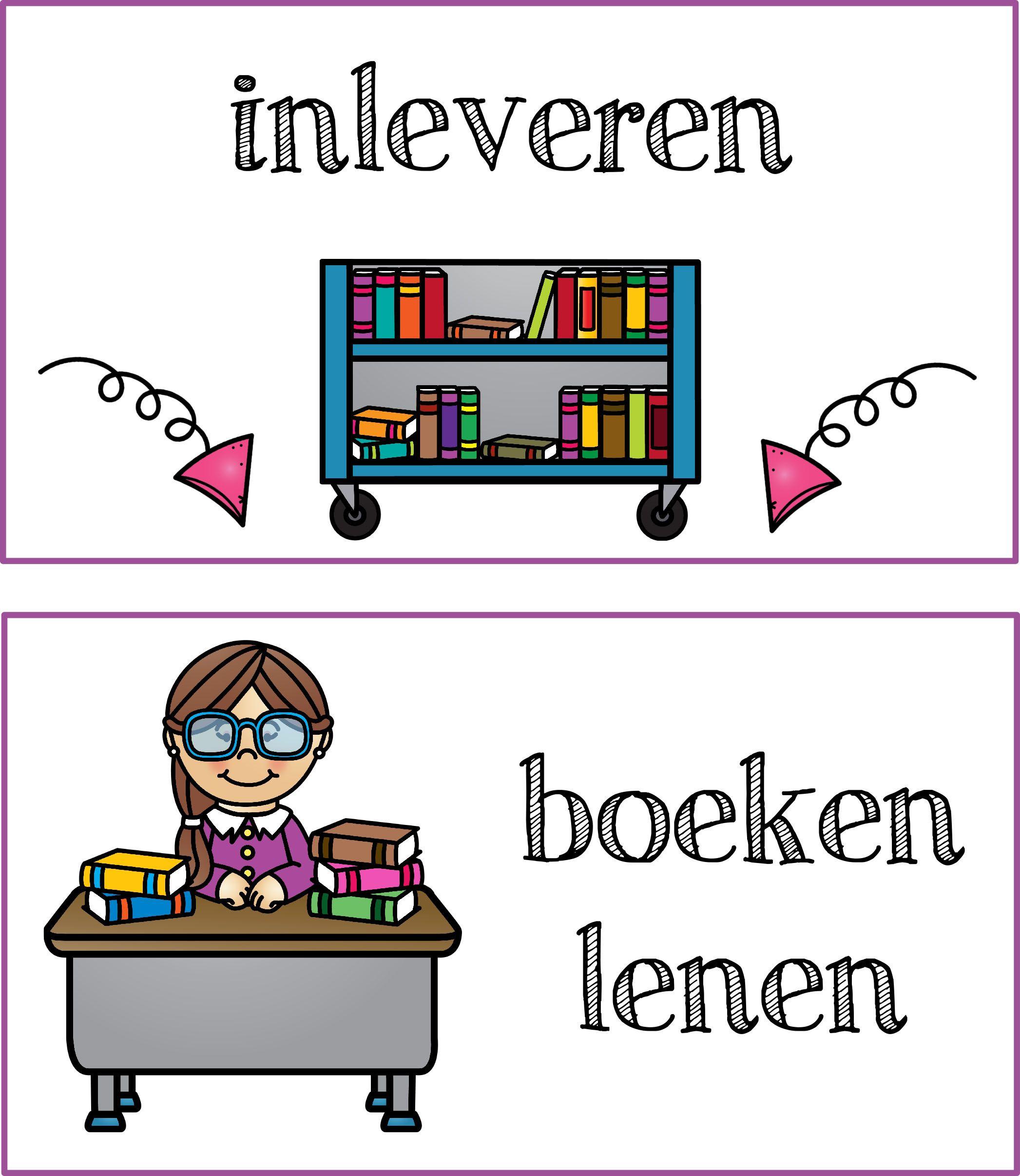 thema boeken spellen groep 3 boeken lezen en letteren