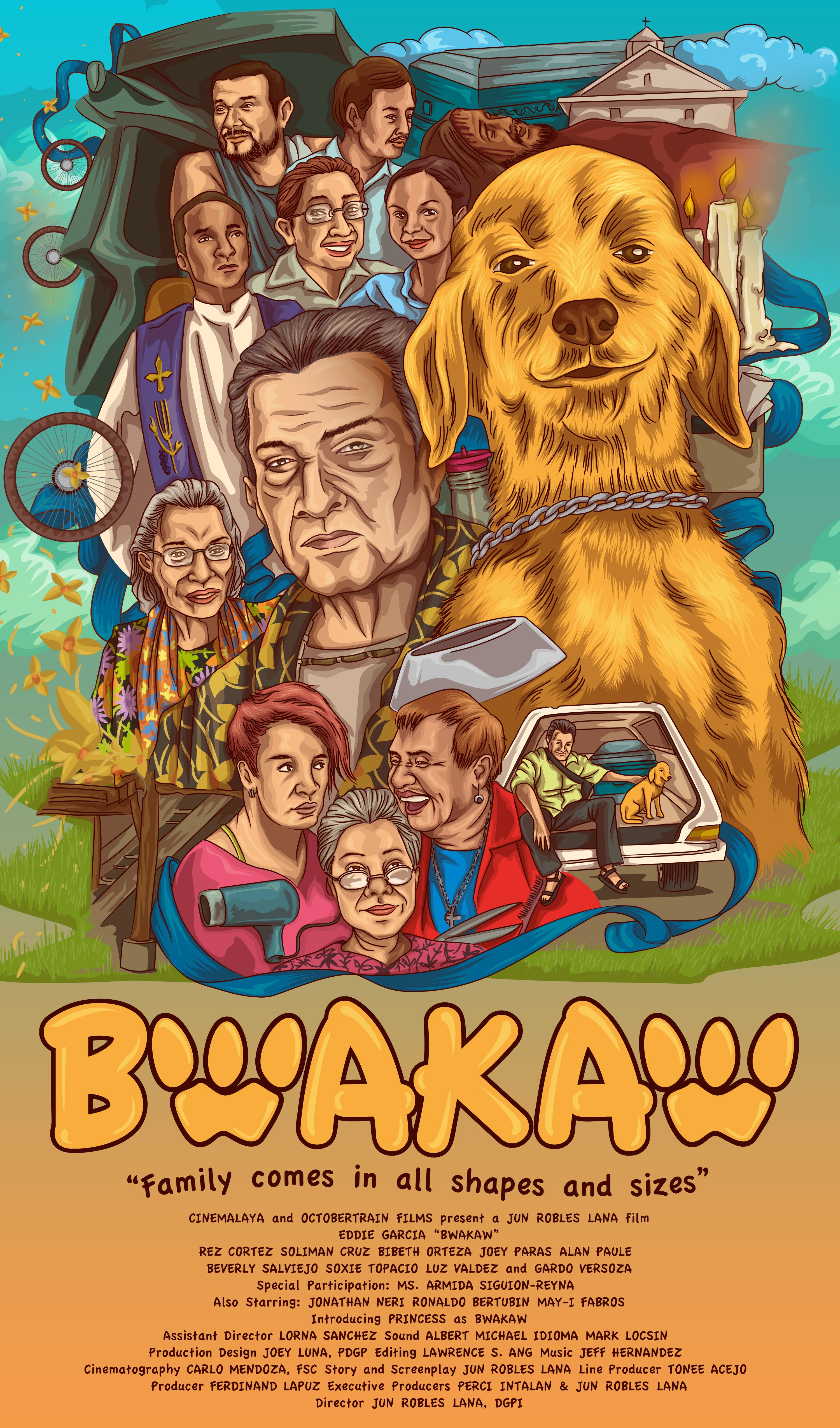 Bwakaw (2012) movie indiefilm Tagalog Philippines