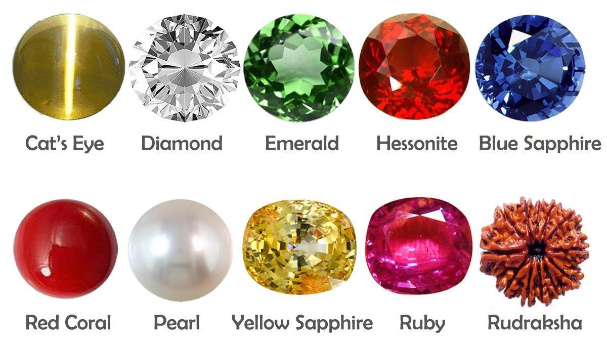 Gemstone As Per Rashi Astrology Watercolor Gem Astrology Today