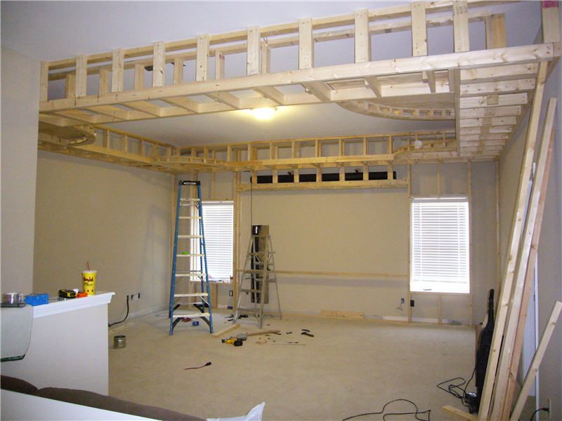Image Result For Tray Ceiling Frame Measurements