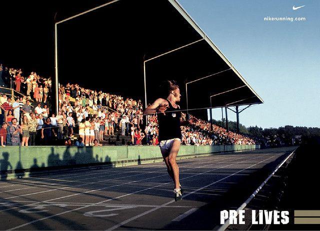 nike pre lives poster pre s last race