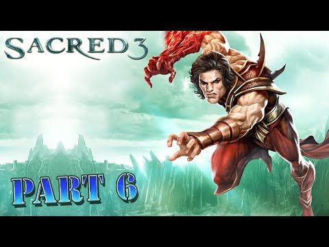 Sacred 3 - Part 6: Remote Canyon