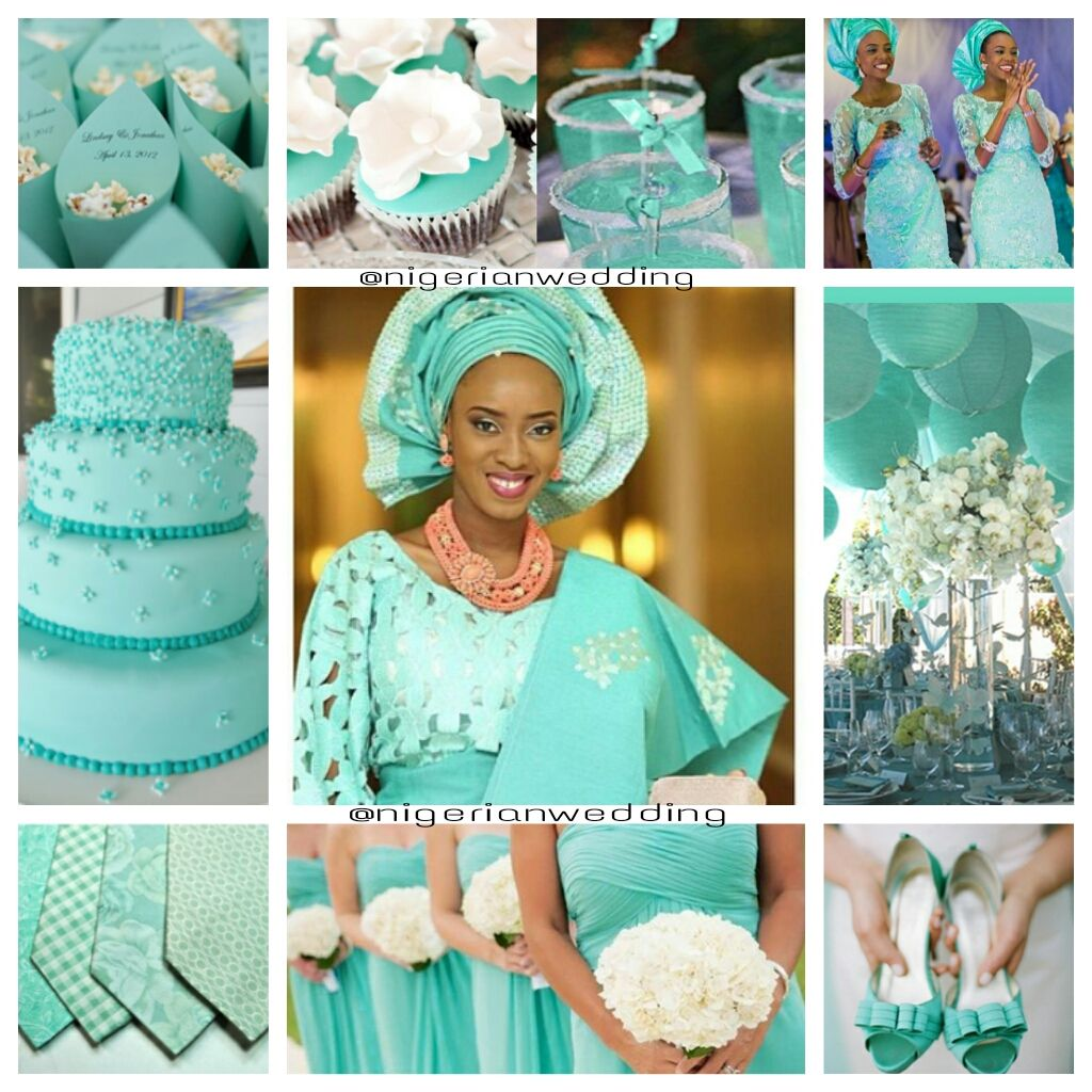 How To Differentiate Between Teal, Turquoise & Aqua Wedding Colors ...