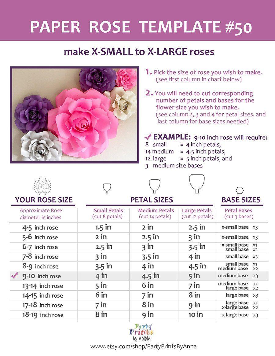 Pin On Paper Flower Favorites