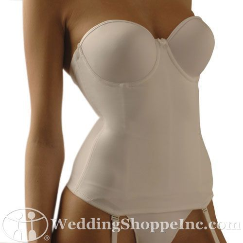Undergarments For Wedding Dresses From Wedding Shoppe Inc.