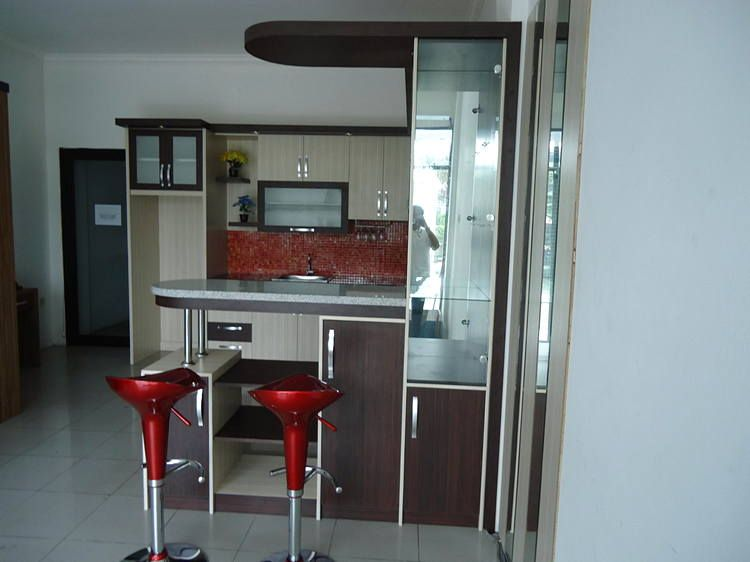 Pilihan Lemari Dapur Minimalis Untuk Rumah Minimalis ...