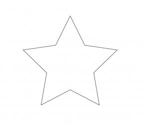 kostenlose stern malvorlage (с изображениями)
