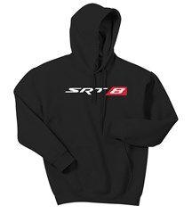 Grand Cherokee Srt8 Hooded Sweatshirt In Black Sweatshirts Hooded Sweatshirts Hoodies