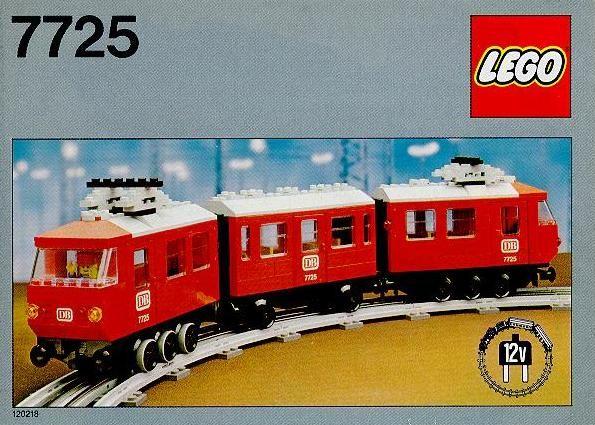 Old-fashioned Lego Train Set, so odd, so sweet! | Love old lego ...