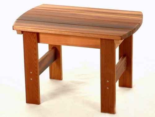 Cedar Outdoor Coffee Table Google Search Cedar Table Side
