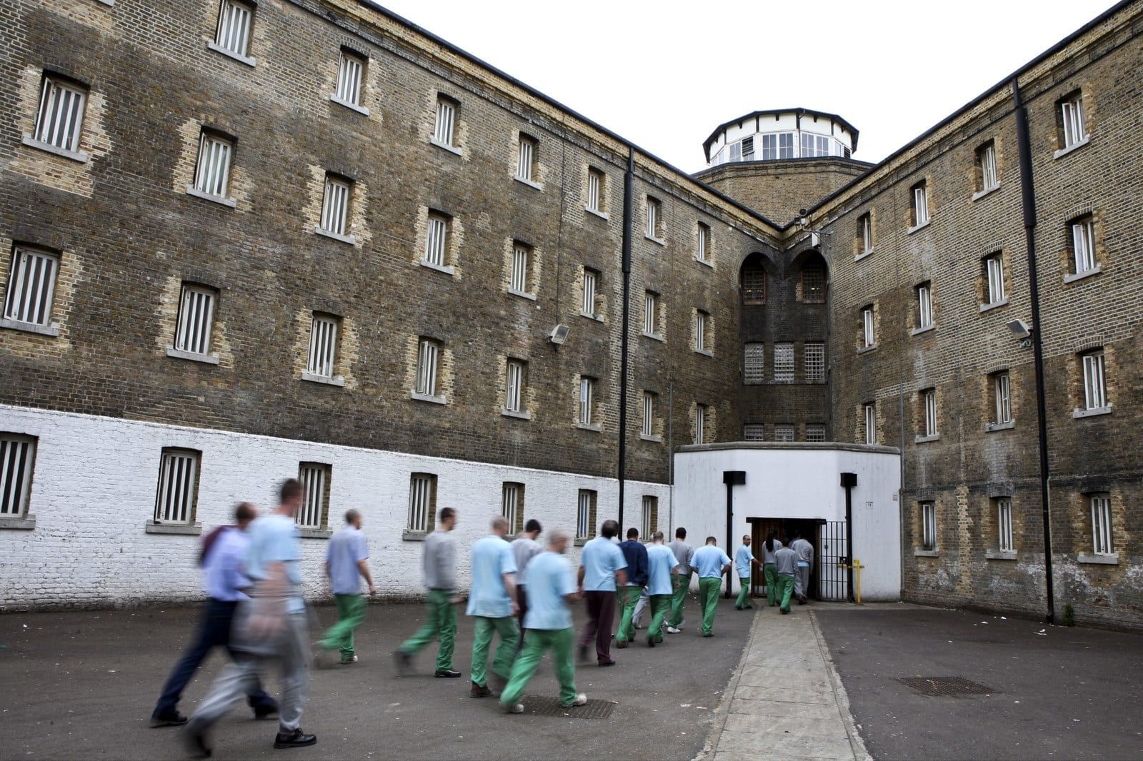 Prisoners' Diaries Reveal What It's Really Like To Be