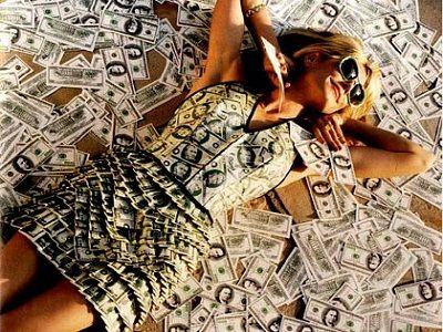 câștigând bani acum)
