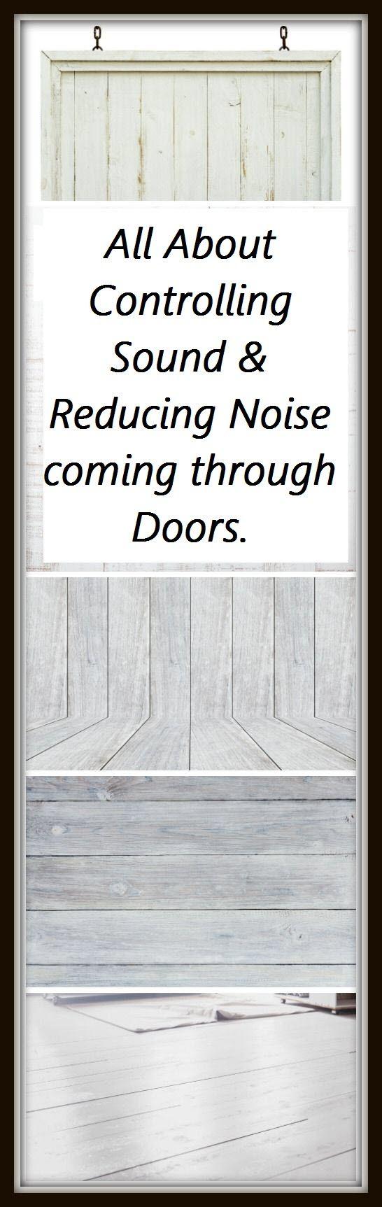 Soundproofing Doors - Cheap Door Sweep Soundproofing ...