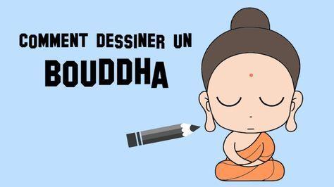Comment Dessiner Un Bouddha Divers Pinterest Comment Dessiner