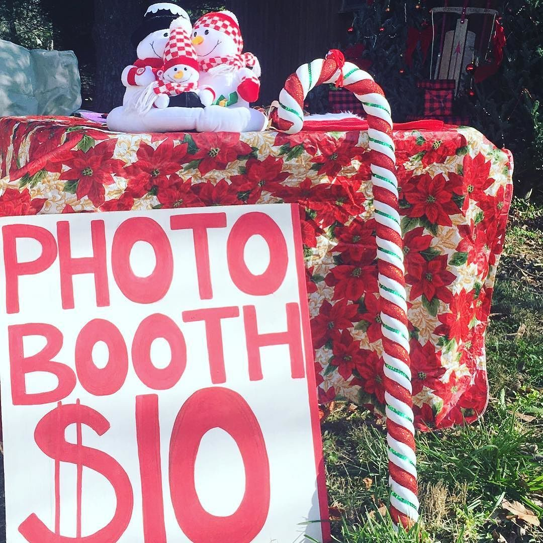 Our photo booth is now open! 10-6pm today Twin H Tree ...
