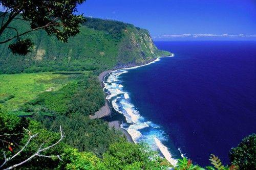 Big Island in Hawaii