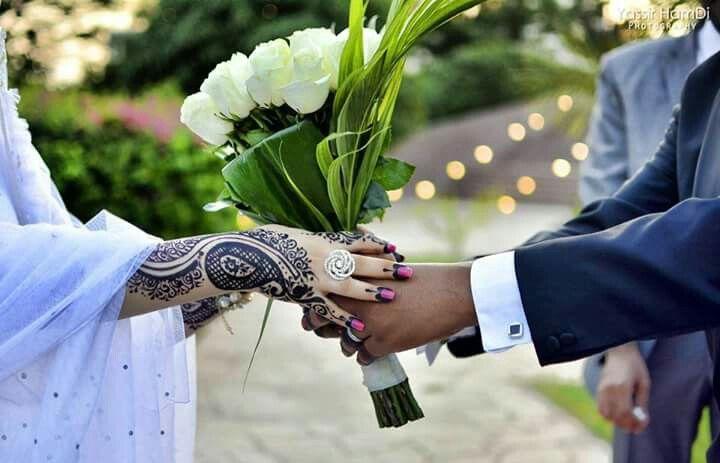 #Sudanese #bride with #henna