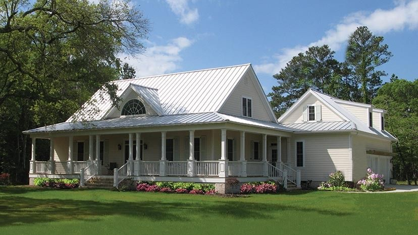 Home plan homepw77527 2556 square foot 4 bedroom 3 for Www homeplans com