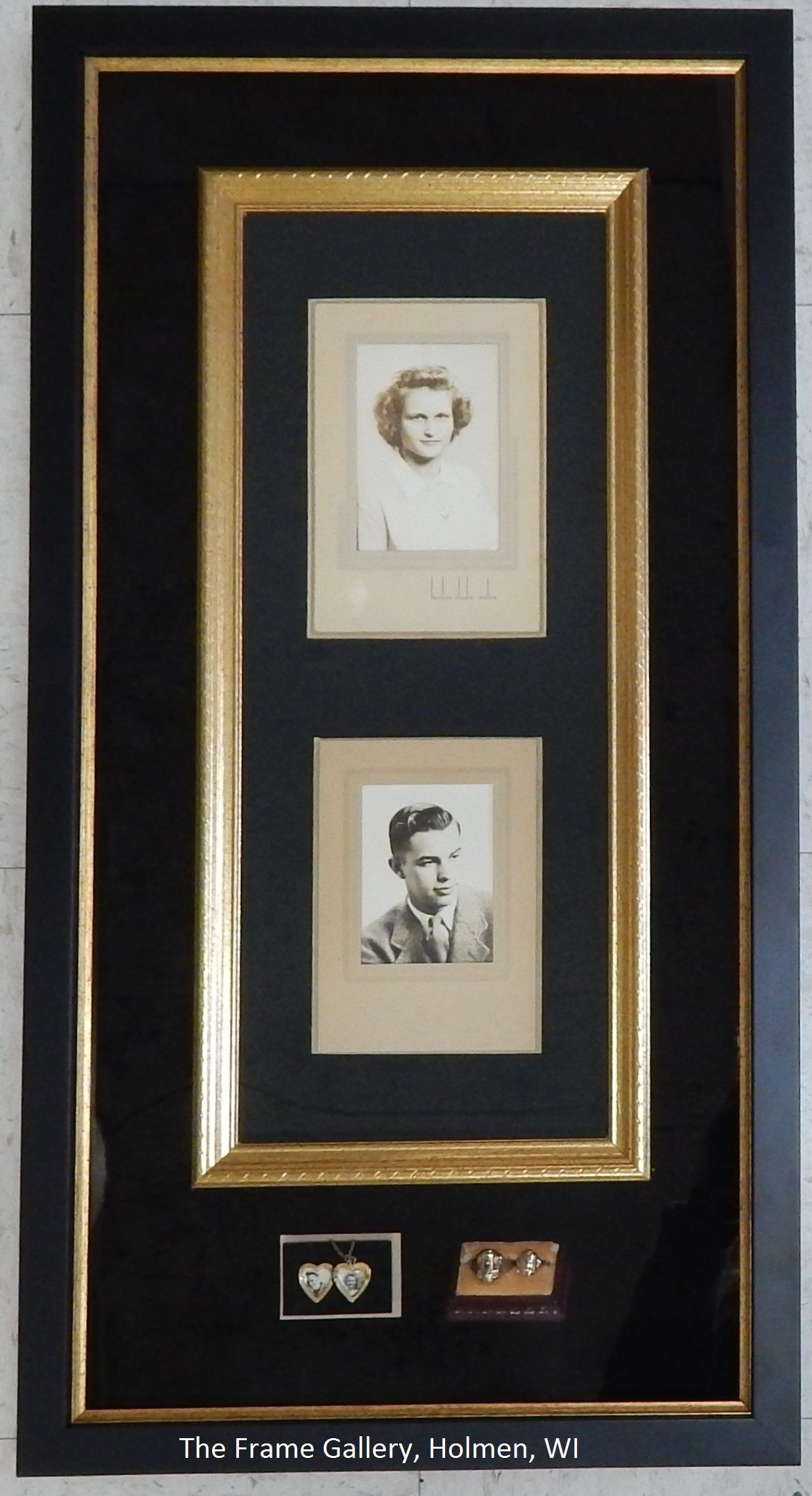 Do you like the #frame within a #shadowbox? These are graduation ...