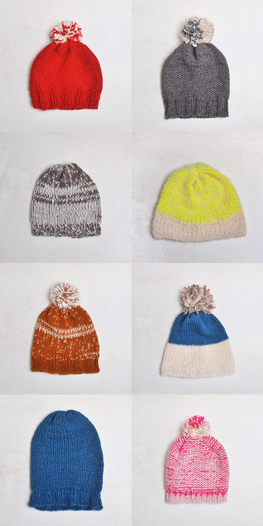 a81cb04d3c3a Mille et un bonnets – Julypouce tricote   tricot   Pinterest ...
