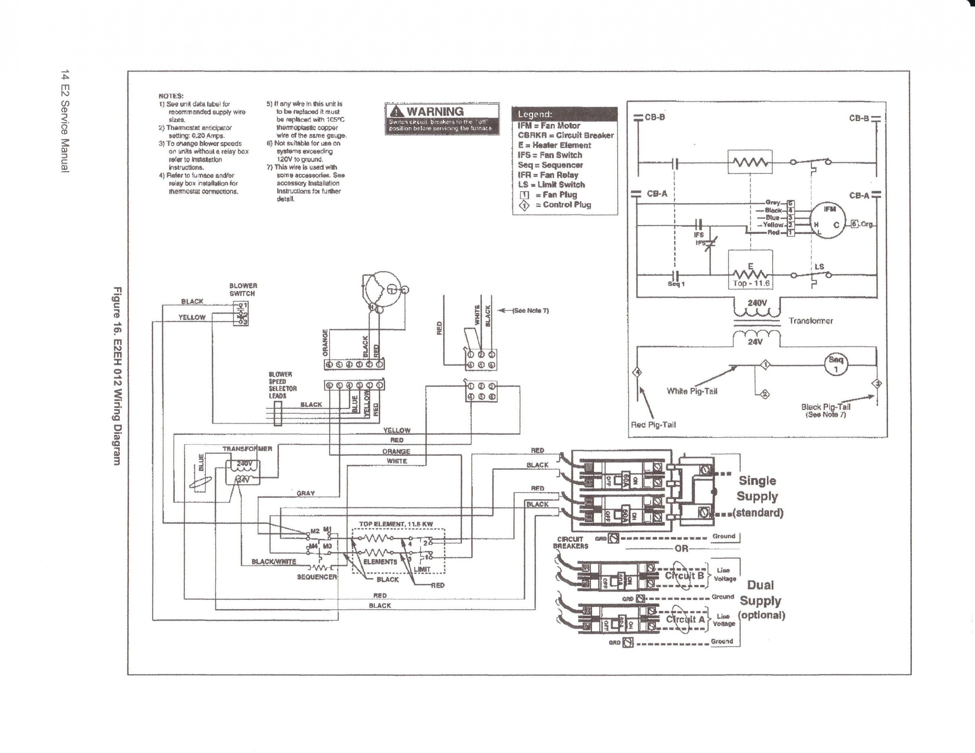 Wiring A Ac Thermostat Diagram En 2020 Electronica