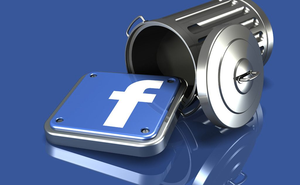 How To Delete Your Facebook Account Digital Trends Delete Facebook Digital Trends Facebook