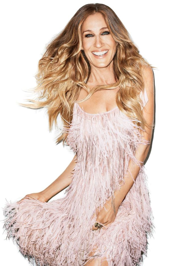 Sarah Jessica Parker photographed by Terry Richardson for Harper's Bazaar // Fall Fashion Issue 2013