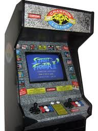 Street Fighter Ii Arcade Edition Retro Arcade Arcade